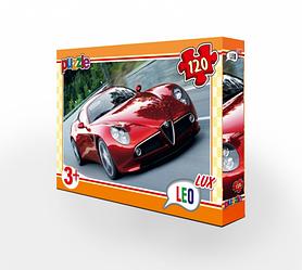 """Пазли """"Лео Люкс"""": Транспорт, 120 елементів (арт. 350)"""