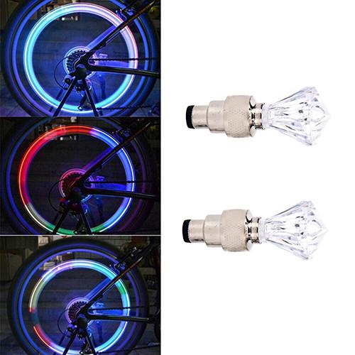 Велозолотник 821-1RGB, 5 кольорів, 3xAG10