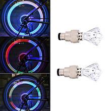 Велозолотник 821-1RGB, 5 цветов, 3xAG10