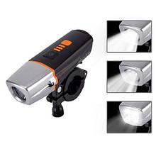 Велофонарь BC21Pro-L2 ULTRA LIGHT, AUTOLIGHT SENSOR, aнтиблик, индикатор заряда, ipx6 Waterproof, анти разряд,