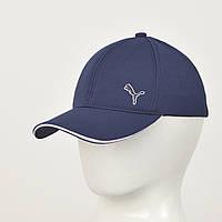 Бейсболка Лакоста Puma (репліка) синій