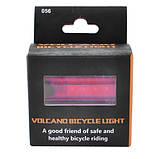 Велосипедний ліхтар STOP + Security маячок BSK-2275/HJ-056-5SMD, Waterproof, акум., ЗУ micro USB, фото 3
