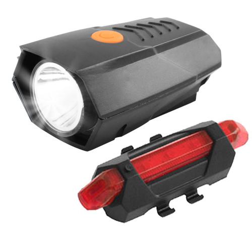 Велокопмлект BSK-178-1-XPG +STOP-5SMD, акум., ЗУ micro USB