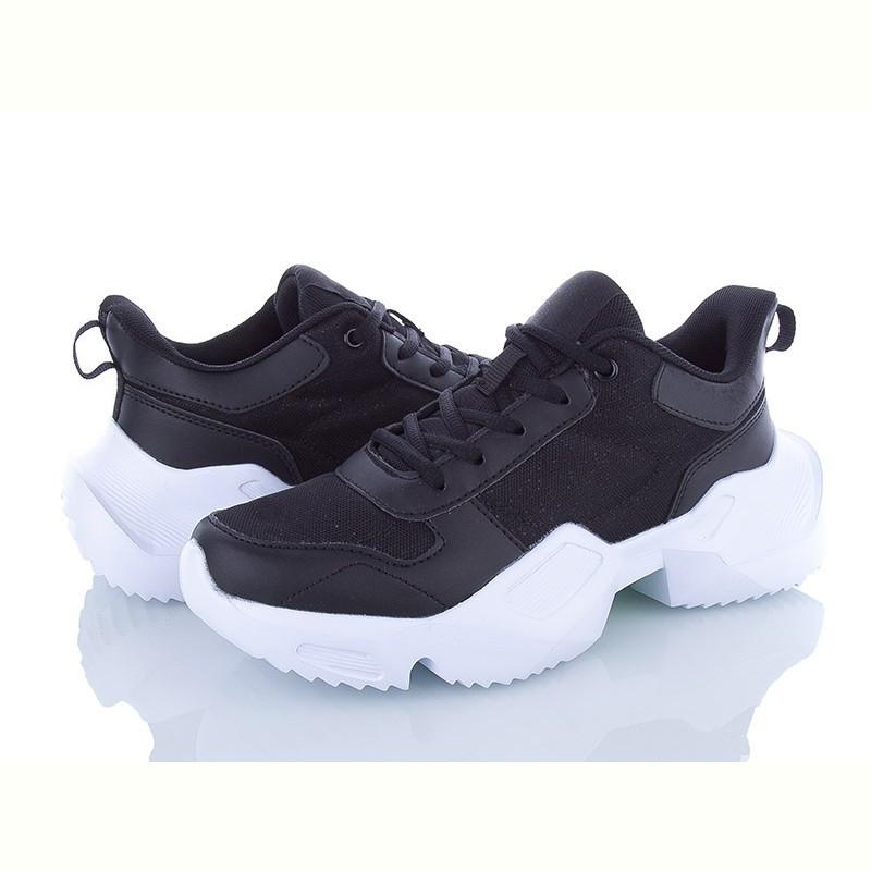 Модні кросівки жіночі Navigator чорні на піні