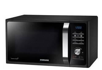 Микроволновая печь СОЛО SAMSUNG MS23F302TAK/UA