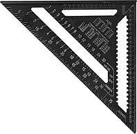 Уголок плотницкий Swanson алюминиевый YATO 300мм YT-70787
