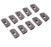 10х Сменная пластина для фрез BAP300R, APMT1135PDER-M2