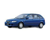 Mazda 323 Хэтчбек (BJ) (1998 - 2004)