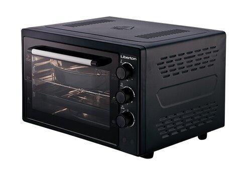 Электродуховка LIBERTON LEO-420 Black