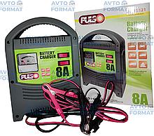 Зарядное устройство для аккумулятора  PULSO 8A стрелочный индикатор