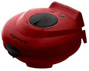 Вафельниця VILGRAND VW0754C red