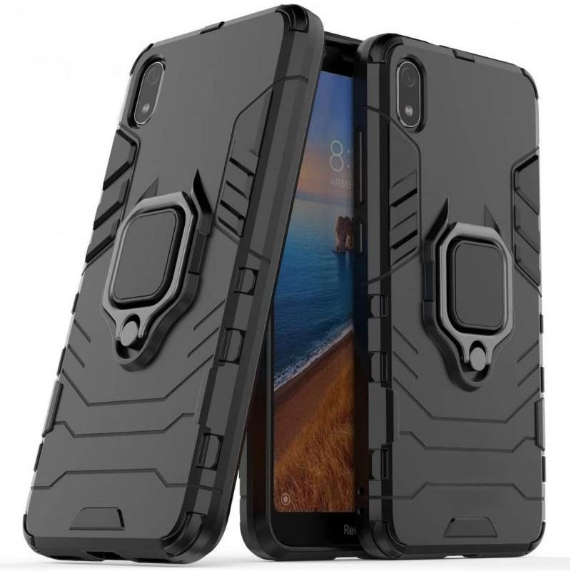 Накладка MiaMI Armor 2.0 for Xiaomi Redmi 7A Black