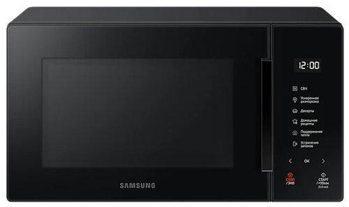 Микроволновая печь СОЛО SAMSUNG MS23T5018AK/BW