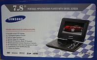 Портативное DVD& ЖК телевизор Samsung DA-738