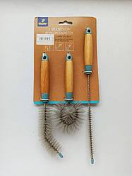 Щітки для чищення раковин, 3 шт (Тchibo) (317196)