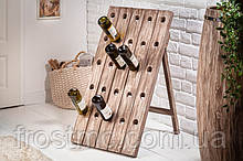 Bodega Wine Rack 88см натуральный / 40416