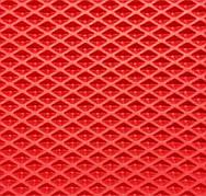 EVA материал для автоковриков (ЭВА листы) 150х100х1см красный