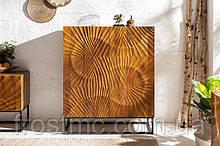 Highboard 100см скорпион манго коричневый / 40183