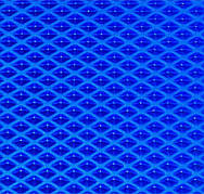 EVA материал для автоковриков (ЭВА листы) 150х100х1см синий