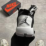 Nike Air Jordan 34 Eclipse Black (Чорний), фото 2