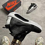 Nike Air Jordan 34 Eclipse Black (Чорний), фото 5