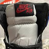 Nike Air Jordan 1 OG SP White Blue Red (Белый), фото 2