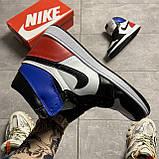 Nike Air Jordan 1 OG SP White Blue Red (Белый), фото 4