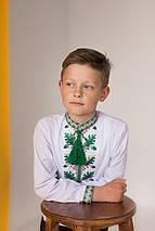Вышиванка для мальчика Дубовый гай, фото 2