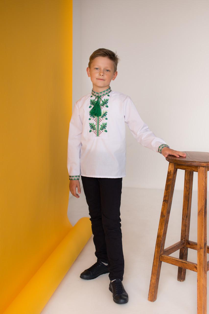 Вышиванка для мальчика Дубовый гай
