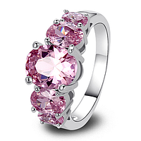 """Кольцо """"Розовый блеск"""""""