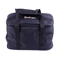 """Сумка в багажник тканина 340х170х230мм (М) черн.мат """"Beltex"""""""