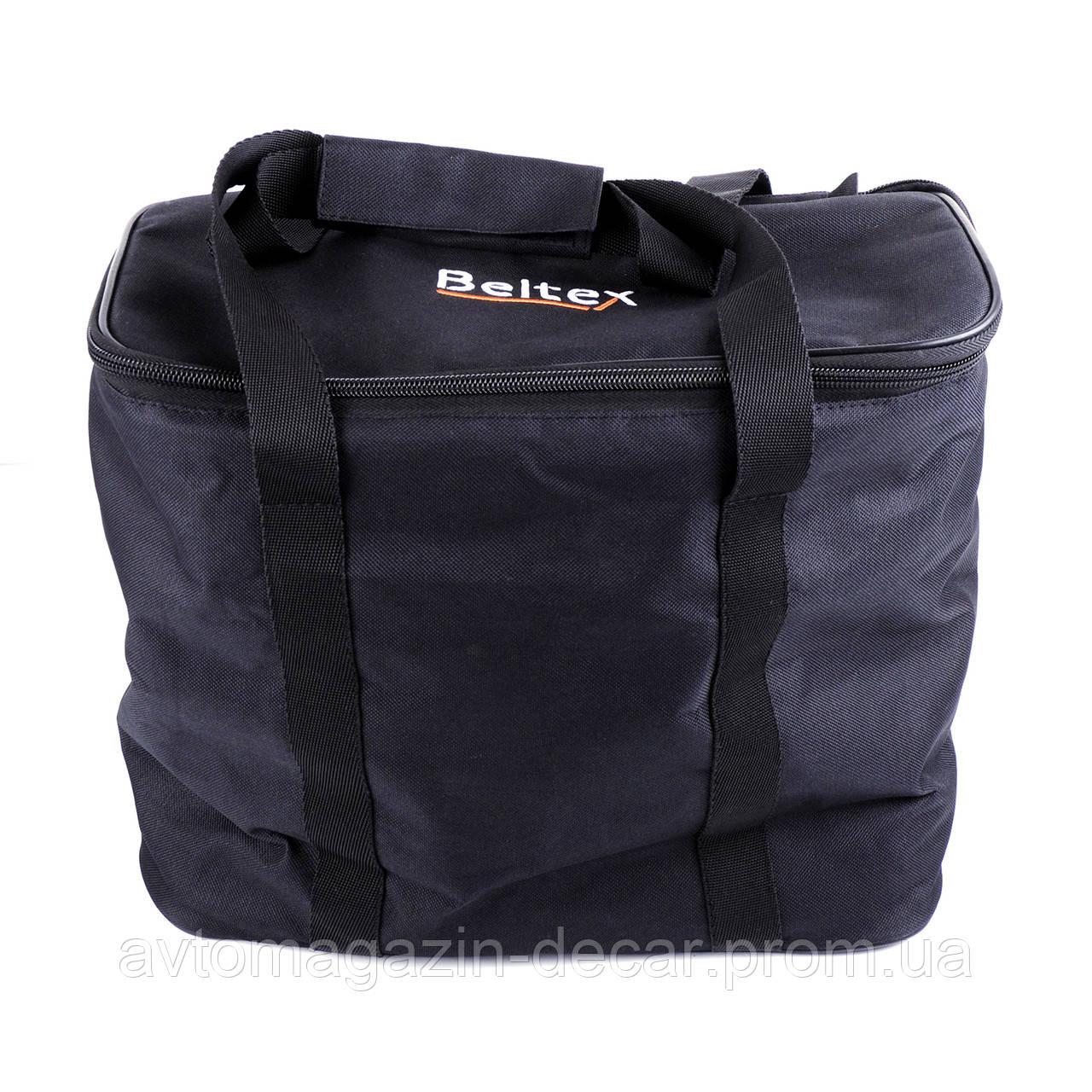 """Сумка в багажник тканина 340х170х300мм (L) черн.мат """"Beltex"""""""