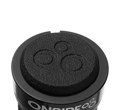 Ручки руля ONRIDE GripOne Чорний, фото 3