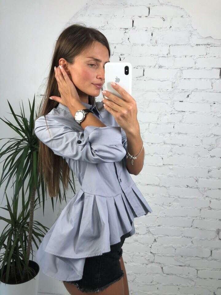 Жіноча сорочка Lili grey