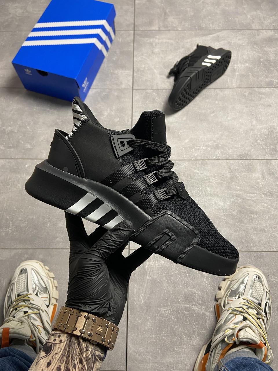 Adidas EQT Equipment ADV Black (Чорний)