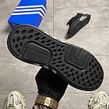 Adidas EQT Equipment ADV Black (Чорний), фото 5
