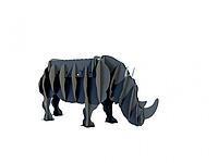 Мангал стационарный в форме животного Vesuvi Носорог