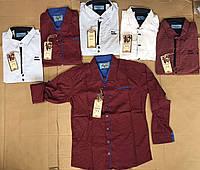 Рубашка для мальчика 5-8