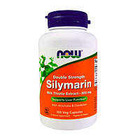 Силимарин (Расторопша) 300 мг Now Foods 100 гелевых капсул