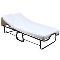 """Ліжко """"Люкс-100П"""" АР-5043 з підголовником і автоматичним опусканням ніжок, фото 1"""