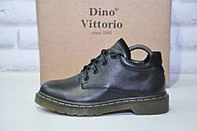 Женские повседневные ботинки натуральная кожа Dino Vittorio