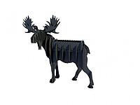 Мангал стационарный в форме животного Vesuvi Лось