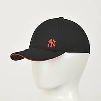 Бейсболка Лакоста NY (репліка) чорний