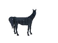 Мангал стационарный в форме животного Vesuvi Лошадь