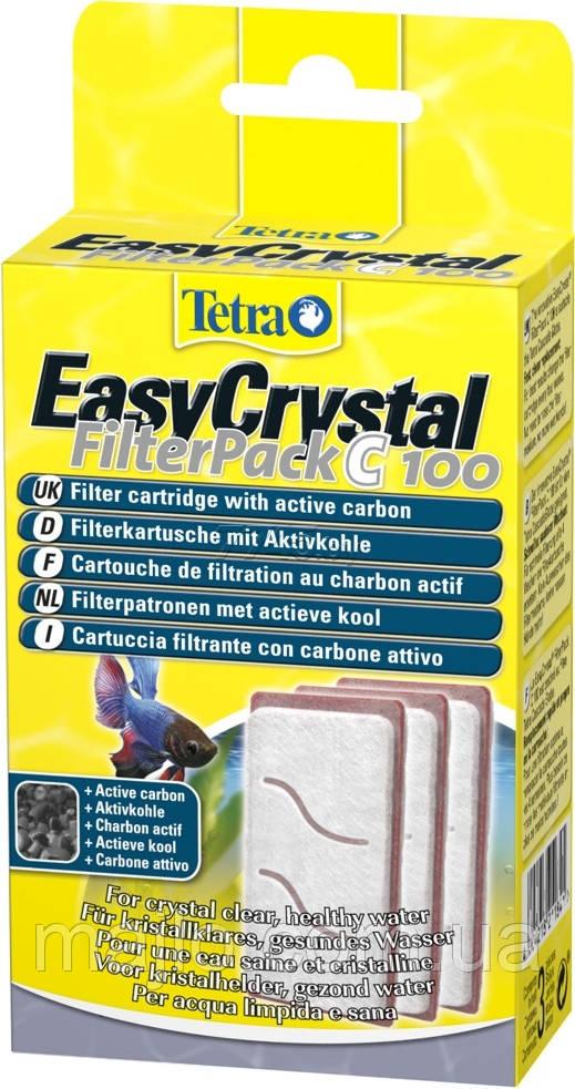 Наповнювач для фільтра TETRA EasyCrystal FilterPack 100 (4004218211841)