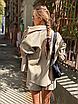 """Жіночий костюм """"WoW"""" слонова кістка, фото 5"""