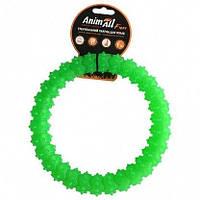 АнимАлл Фан Кольцо с шипами 20 см зеленый