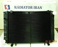 Радиатор ГАЗель охлаждения водяной медный 3-х рядный нового образца со штырями