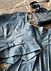 Вовняний Костюм графіт, фото 2