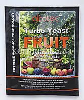 """Сухі дріжджі преміум якості """"Alcotec Fruit Turbo Yeast"""" Сертифіковані"""
